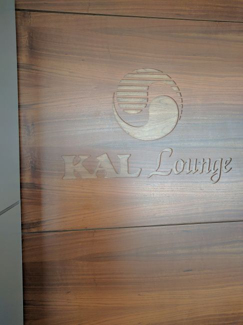 KAL Lounge LAX